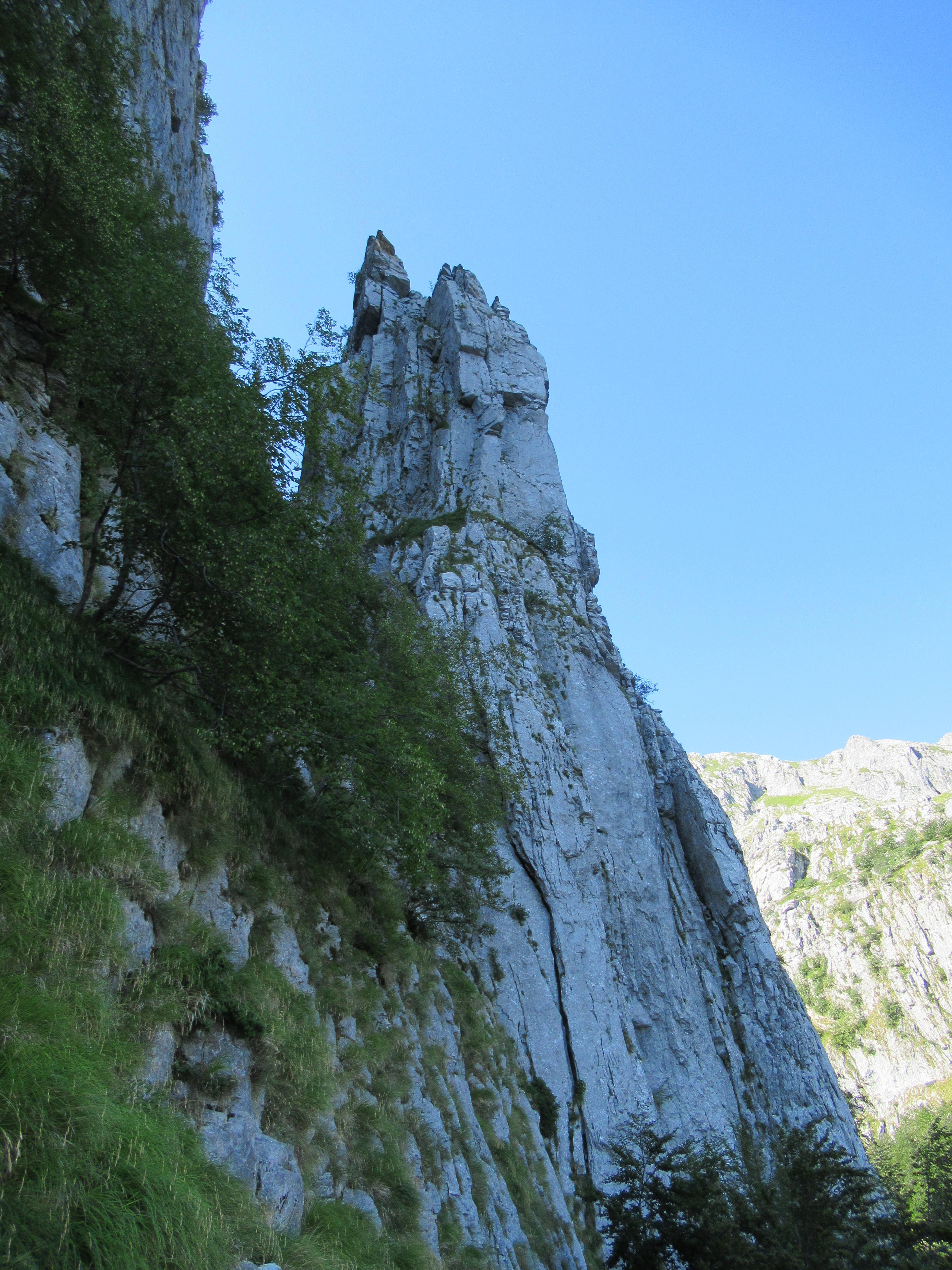 la Torre Oliva con la Fessura di Segmenti Irrazionali